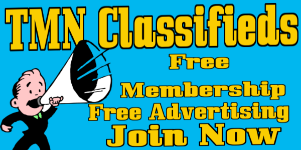TMN Classified Ads, click here